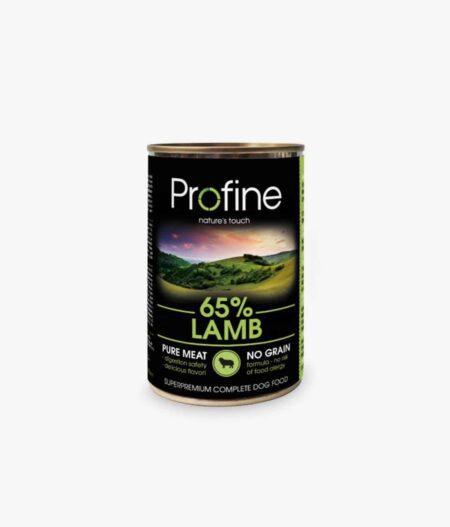 PROFINE lata de Cordero-6x400gr