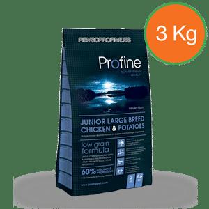 Profine Junior Large Breed Chicken 3 kg