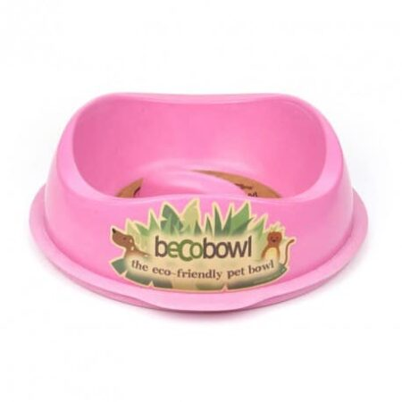 comedero anti ansiedad beco bowl rosa