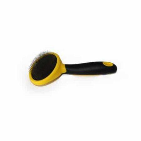 Cepillo Ovalado Amarillo