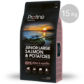 Profine Junior Large Salmon 15 kg